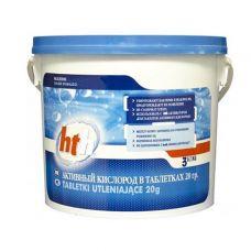Активный кислород в таблетках 20 гр., 3 кг, hth.