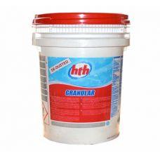 """Хлор в гранулах """"Granular"""", 25 кг, hth."""