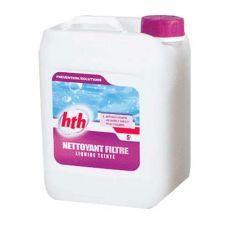 Очиститель фильтра, 3 л, hth.