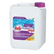 Жидкое средство от известковых отложений, stop-calc, 5 л, hth.