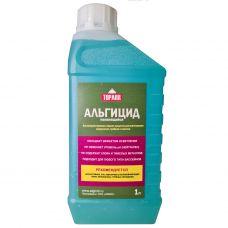 Альгицид против водорослей TOPARR  1 литр непенящийся
