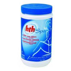 Стабилизированный хлор гранулы, 1,2 кг, hth для SPA-бассейнов.
