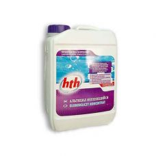 Альгицид непенящийся, 3 л, hth. KLERAL - химия для бассейна