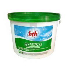 Стабилизатор хлора в гранулах HTH 3 кг STABILIZER