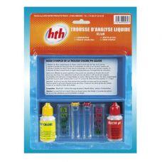 Тестер Cl/pH, для частных бассейнов, hth.